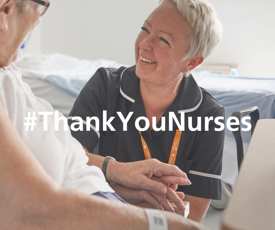 NCH&C says #ThankYouNurses