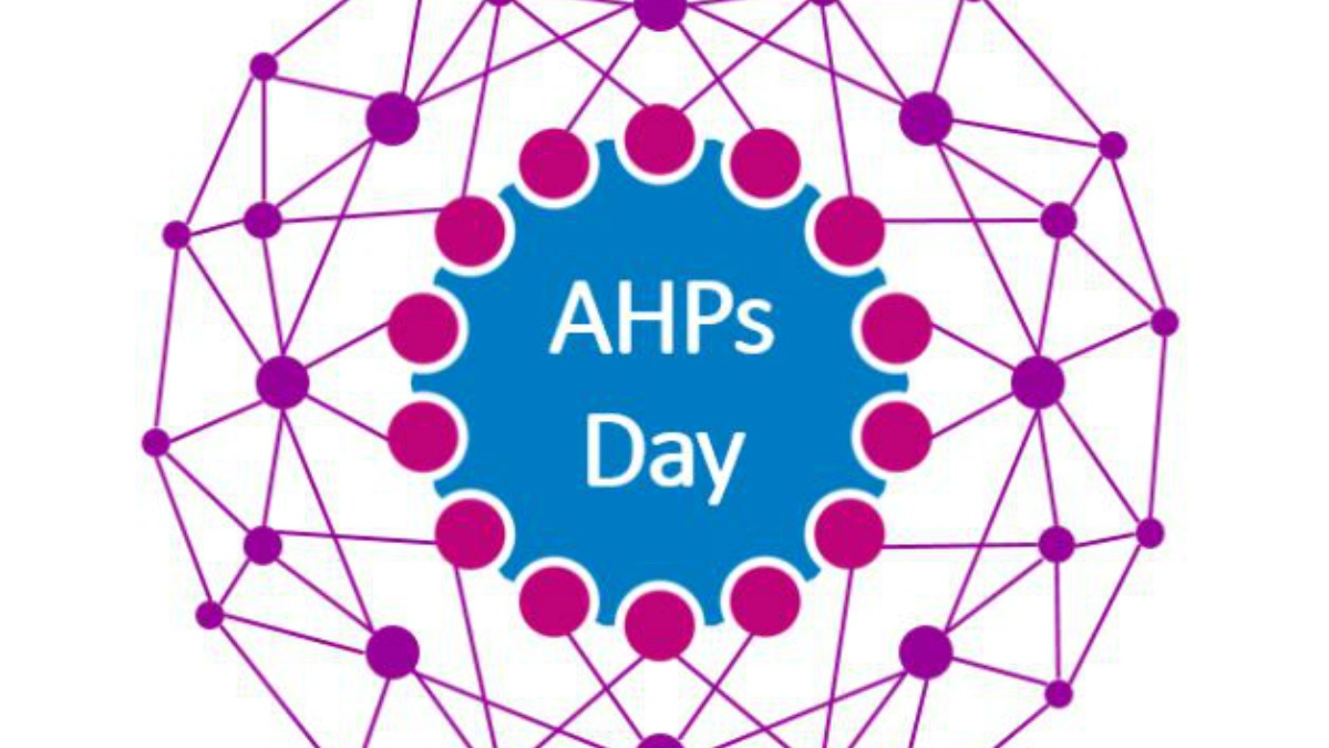 Thanks to our Allied Health Professionals