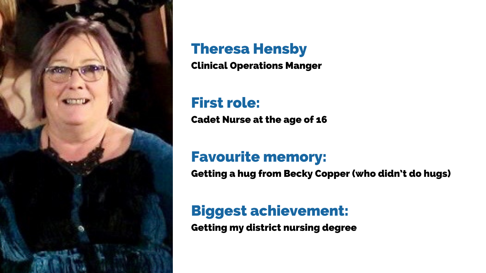 Theresa Hensby