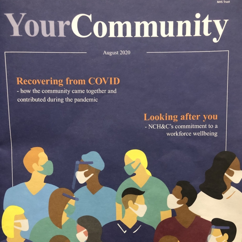 Your Community magazine