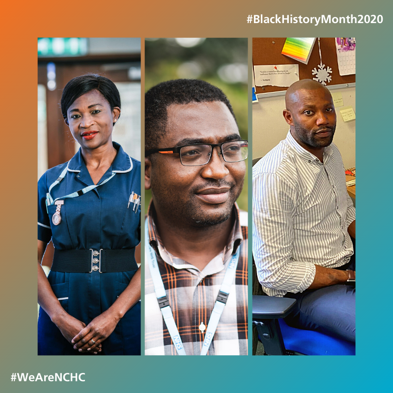 Black History Month: #WeCareTogether staff stories