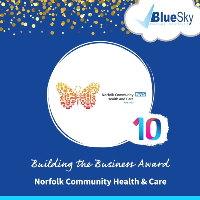 NCH&C Talent for Care Team recognised at industry awards