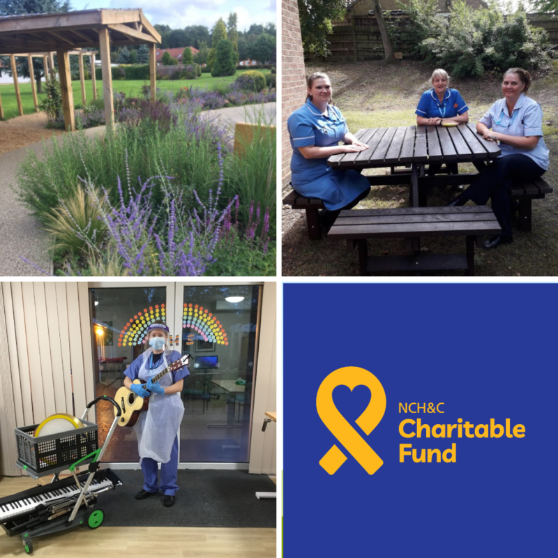 All about NCH&C's Charitable Fund