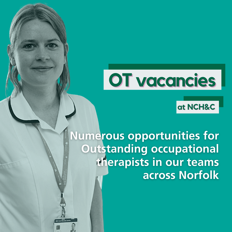 Opportunities for Occupational Therapists