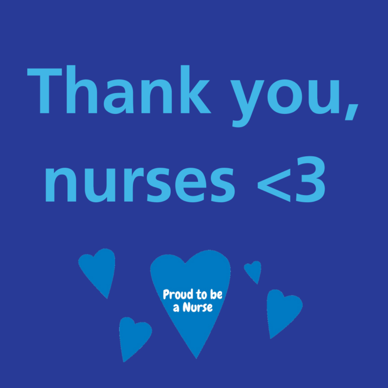 Happy International Nurses' Day to our Nursing Staff