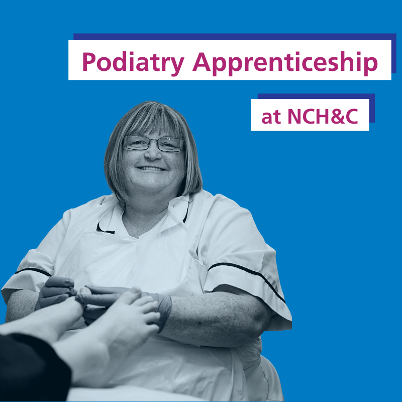 Exciting opportunity for a Podiatry Degree Apprenticeship