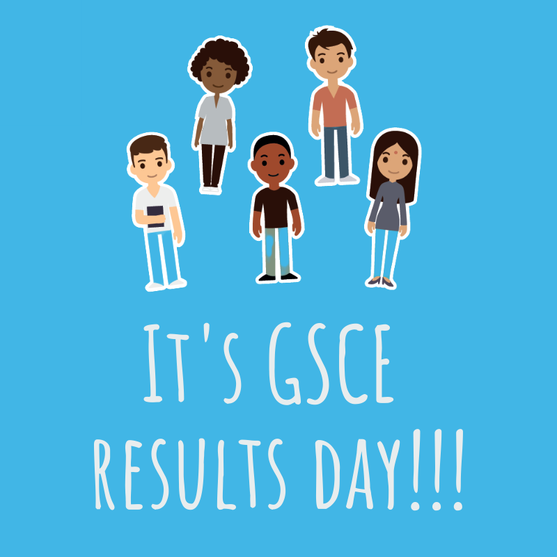 It's GCSE results day!!