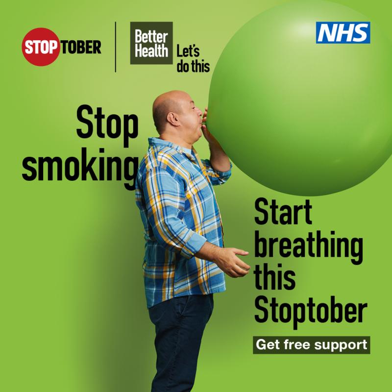 Thinking of quitting this Stoptober?