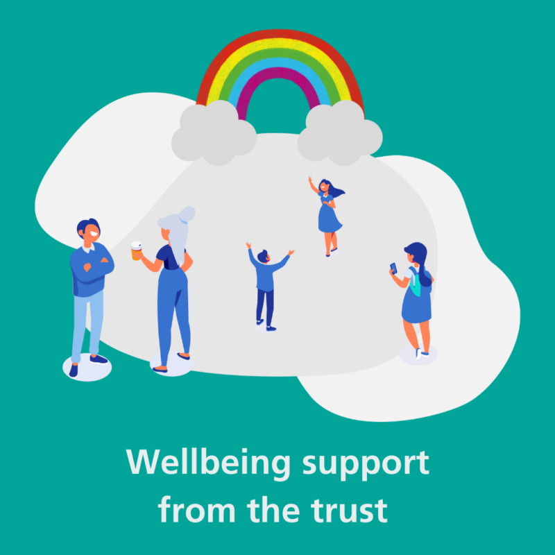 Supporting staff mental health